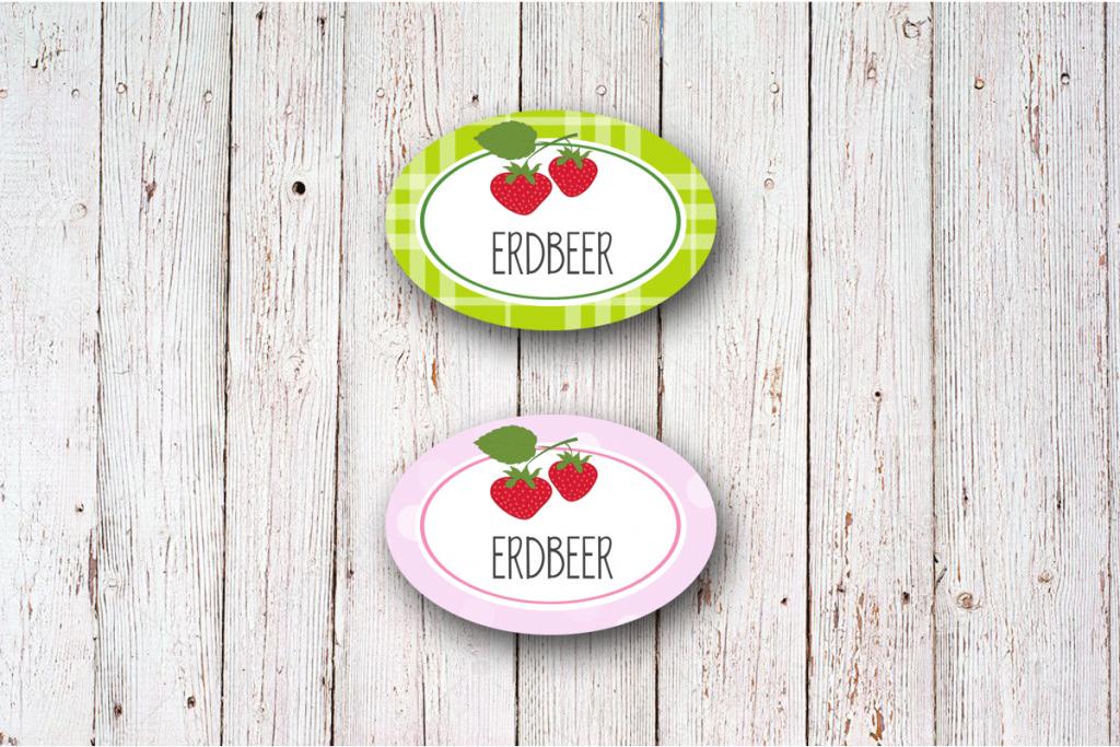kleine-Erdbeer-Etiketten-oval-30-x-20-mm-online-gestalten-bei-watsonlabel