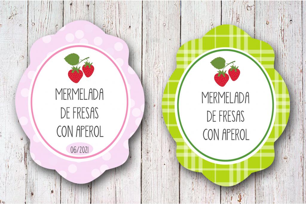 persoenliche-Erdbeer-Limes-Etiketten-oval-47-x-60-mm