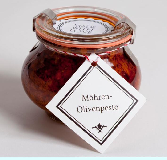 Etiketten fuer Weck Schmuckglas 220, 560 oder 1062 ml von watsonlabel